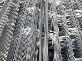 Welded Wire Mesh In Ladder Sheet For Brick Wall Block
