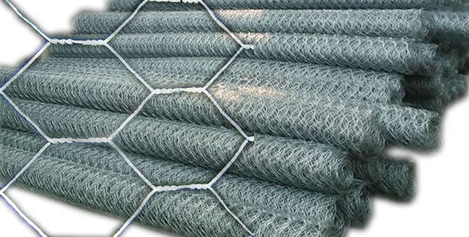 Galvanized Iron Poultry Netting