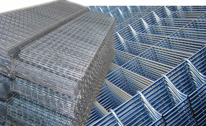 Hot Dipped Galvanized Welded Wire Mesh Cloth