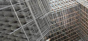 Welded Mesh Fabrics for Building and Various Concrete Construction