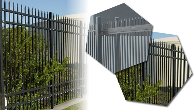 Fencing Panels for Villa and Residences